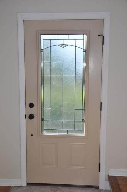 Entry Door Installation Gallery